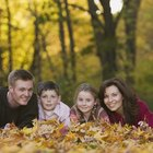 Ideas for Taking Your Own Fall Family Portraits