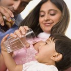 Water Play Activities for Infants