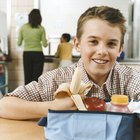 Unhealthy Snacks in Schools