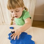 Early Childhood Modeling Clay Activities