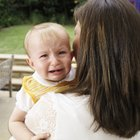 How to Stay Calm When a Baby Cries