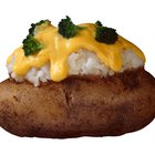 How Long & What Temp for a Large Baked Potato?