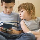 The Best Hand Held Electronic Games for Four Year Olds