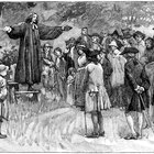 Religious Revival in the 1730s & 1740s