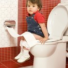 How to Potty Train a Boy Early