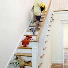 Safety Rules for Staircases for Children