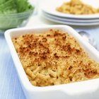 Mac & Cheese saludable hecho en casa