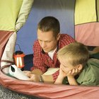 Preschool Camping Activities for Toddlers