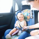 California Child Seat Belt Law