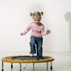 Are Adult Mini Trampolines Safe for Young Children?