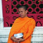 What Do Monks Do at Funerals?