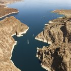 """Senderismo en Lake Mead, Nevada"""