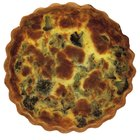 Dinner Menu With Quiche