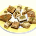 How to Freeze Baklava