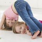 Tumbling Activities for Toddlers