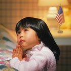 Teaching Children Different Ways to Pray to God