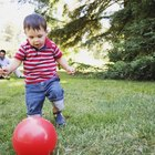 Activities to Increase Physical Strength in Toddlers