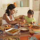 Rules to Teach Children Good Table Manners