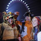 Things to Do With Kids in London on New Year's Eve