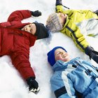 What Should a Child Wear Outside in Winter?