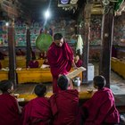 What Chores Do Buddhist Monks Do & What Ceremonies Do They Do?
