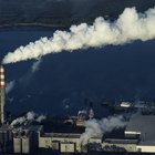 Environmental Pollution Caused by Factories