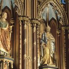 Why Does the Catholic Church Cover the Statues During Passiontide?