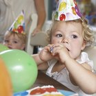 Entertainment for a Baby's Birthday Party in Dallas, Texas