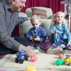 Can Parents Raise Preschoolers Without Traditional Gender Roles?