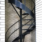 How to Baby-Proof a Spiral Staircase