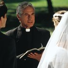 Wedding Etiquette to Invite the Priest Marrying You
