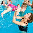Swimming for Babies in New Jersey