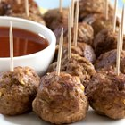 How to Make Tender Meatballs