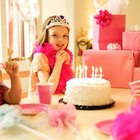 Birthday Party Activities for Little Girls