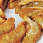 How to Deep-Fry Frozen Potstickers
