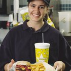 The Average Hourly Rate of Fast Food Employees