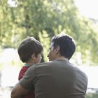 A Father's Role in Cognitive Development During Late Childhood