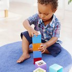 Children's Activities With Blocks