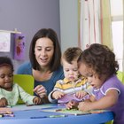 Activities to Support Social Development of Toddlers in Child Care