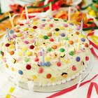 Easy-to-Make Children's Birthday Cake Ideas