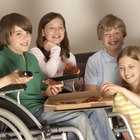 Aggressive Behaviors in Children With Disabilities