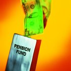 How to Remove Money From a Cash Balance Pension Plan
