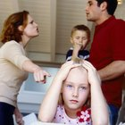 How Fighting Between Divorced Parents Affects Children