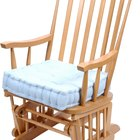 Make Replacement Cushions for a Glider Rocking Chair