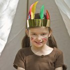 Ideas for a Child's Birthday With a Native American Theme