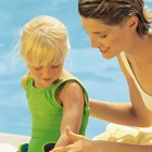What to Do for a Bad Sunburn on a Child