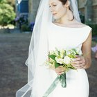 How to Cut Out the Tulle for Your Veil
