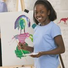 Types of Degrees to Teach Elementary Art