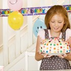 Five-Year-Old Birthday Party Ideas for Girls