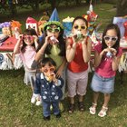 Biodegradable Birthday Party Favors for Kids